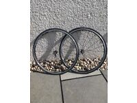 Set of Shimano DuraAce C24 Clinchers