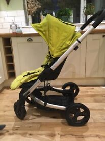 Excellent condition Mamas and Papas Sola City Buggy Pushchair