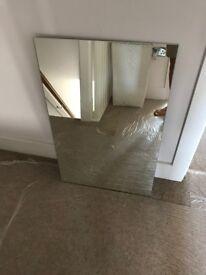 Ikea AULI Mirror glass