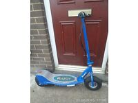 Razor e300 large size electric scooter