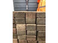7-8 sq metres of block pavers