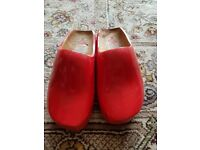 Original Wooden Clogs from Cloggies of Holland
