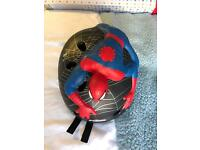 Kids Spider-Man helmet