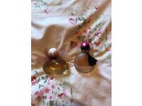 Avon far away perfume and Bella perfume