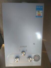 LPG Water Heater/Shower