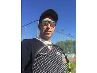 Tennis International coach