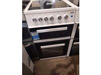 Beko Electric Cooker (50cm) *Ex-Display* (6 Month Warranty)