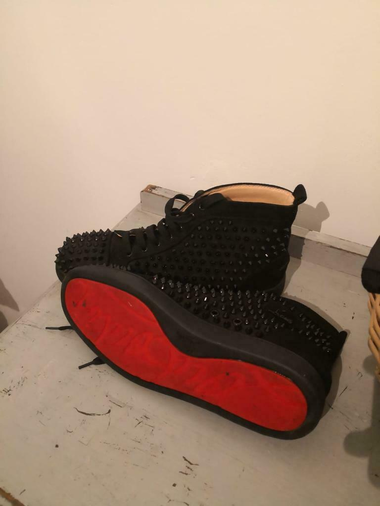 release date: a239b 5a1f3 Christian louboutin mens U.K. 10 | in Salford, Manchester | Gumtree