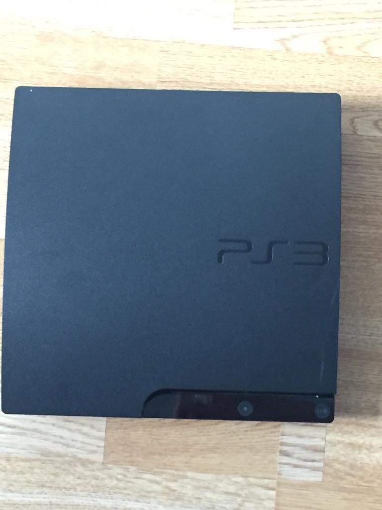 Ps3 320gb fully working with camera motion