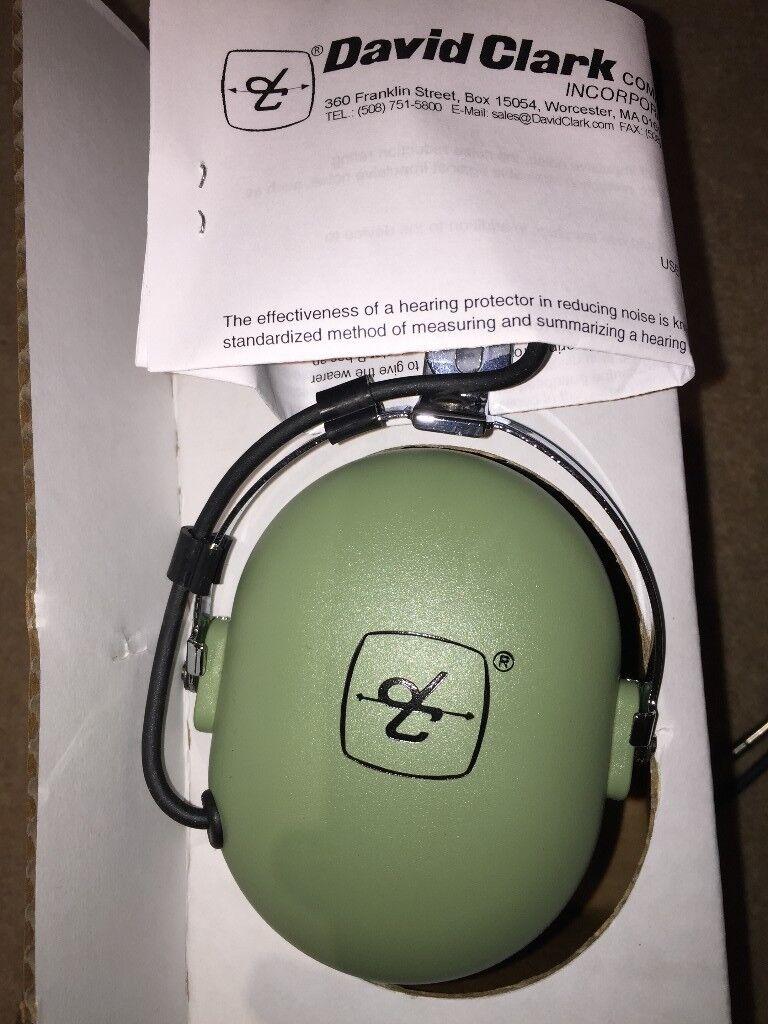 David Clark H10-13.4 aviation headset