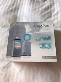 Angelcare Video with Movement and Sound Monitor AC1100