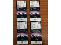 4 tickets for Taylor Swift Wembley 23 Jun 18