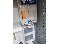 4 pcs set van racking / shelf units
