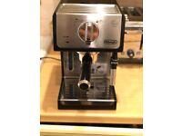 Delonghi coffee/espresso machine. (EPC 35.31)