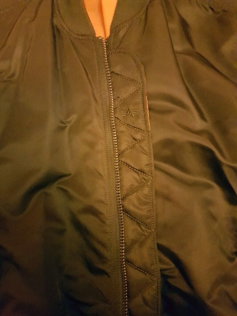 Alpha Industries American Bomber Jacket