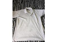 Authentic grey Ralph Lauren shirt