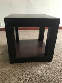 Coffee table / tv unit and side table