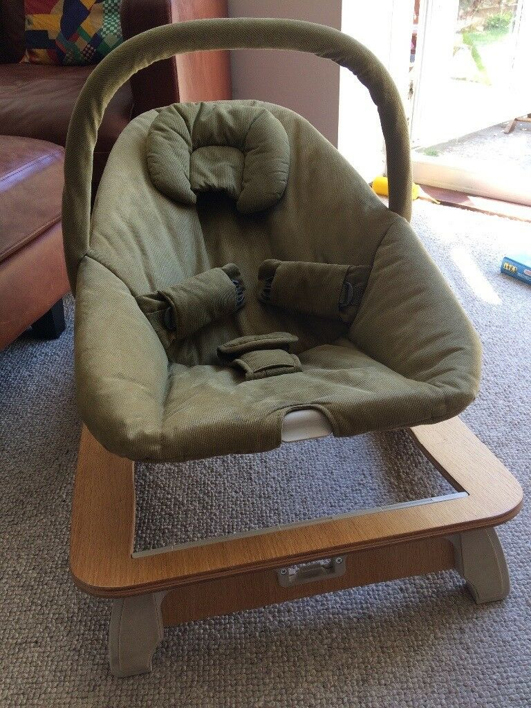 new varieties skilful manufacture thoughts on Mamas & Papas baby bouncer rocker chair wooden | in Norwich, Norfolk |  Gumtree