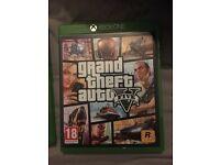 GTA 5 - Grand Theft Auto 5 - Xbox One - £25
