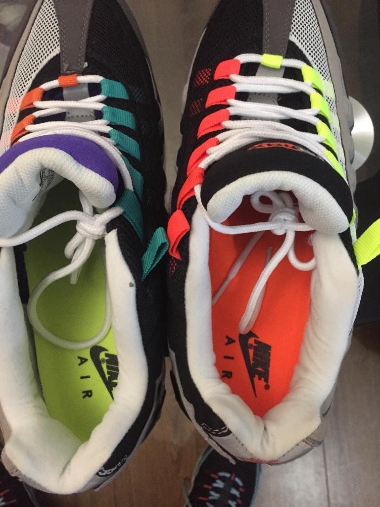 98b96d4d7cbd Nike air max 95 greedy size 8.5