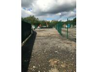 Open yards/ gated yards/ commercial yards/ industrial yards