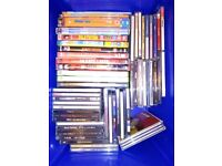 CDs: rock, punk, indie alternative + recordable disks