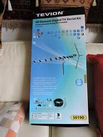 48 Element Digital TV Aerial Kit