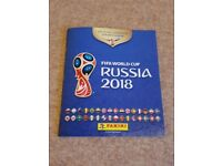 Russia 2018 World Cup Panini Sticker Swaps