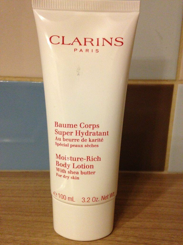 Clarins Moisture Rich Body Lotion 100ml In Great