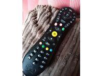 Virgin media box remote