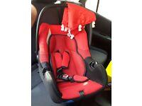 Car Seat baby born newborn up to 13 kg babystart