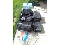 Oxford Sports Lifetime Luggage Set