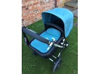 Bugaboo Cameleon 3 in excellent condition with rain cover