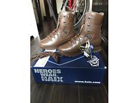 Haix hiking boots