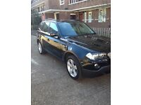 BMW X3 ,57plate 3.0 L for sale