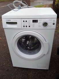 A+++ Bosch WAQ283S0GB Exxcel VarioPerfect 8kg 1400 Spin Washing Machine