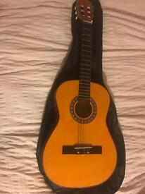 Cheap guitar, could be worth more