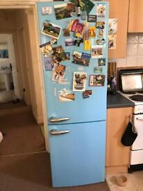 Blue Bush fridge freezer, city centre