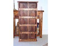 Sheesham Hardwood Storage Cubby from Myakka