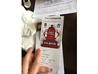 England v Scotland ticket