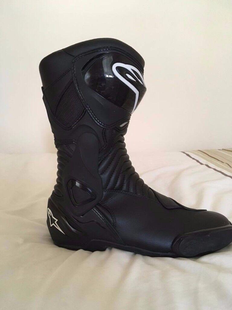 Alpinestars Motorbike Boots Size 45 (EUR) - Excellent condition