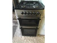 Stainless Steel Beko Gas Cooker Fully Working Order Just £60 Sittingbourne