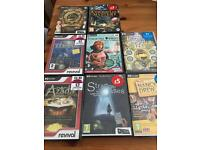 Collection of PC games most still sealed