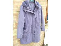 Ladies' coat, Bonmarché, size 22