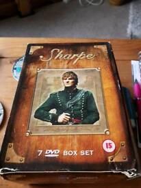 Sharpe dvd boxset