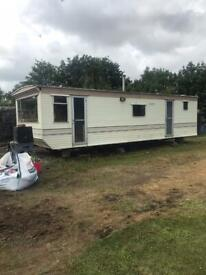 Caravan 28ft free must be removed from site