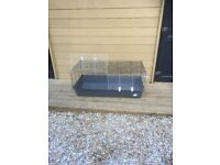 Ferplast indoor rabbit / guinea pig hutch