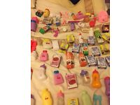 Variety of baby accessories