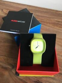 Alessi unisex watch