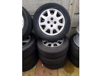 Honda Civic 14'' Steel Wheels Can Post